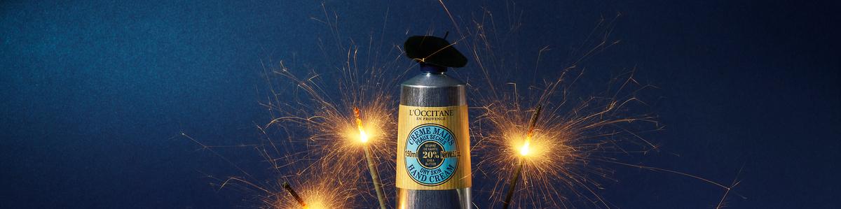 New Year beauty - L'Occitane
