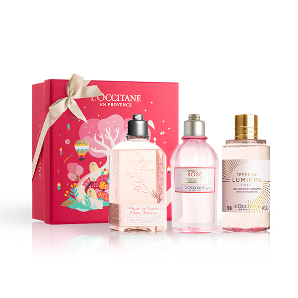 Floral Pampering Box