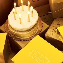 Sign Up For The LOCCITANE Newsletter And Enjoy Exclusive Beauty Offers A Special Birthday Surprise
