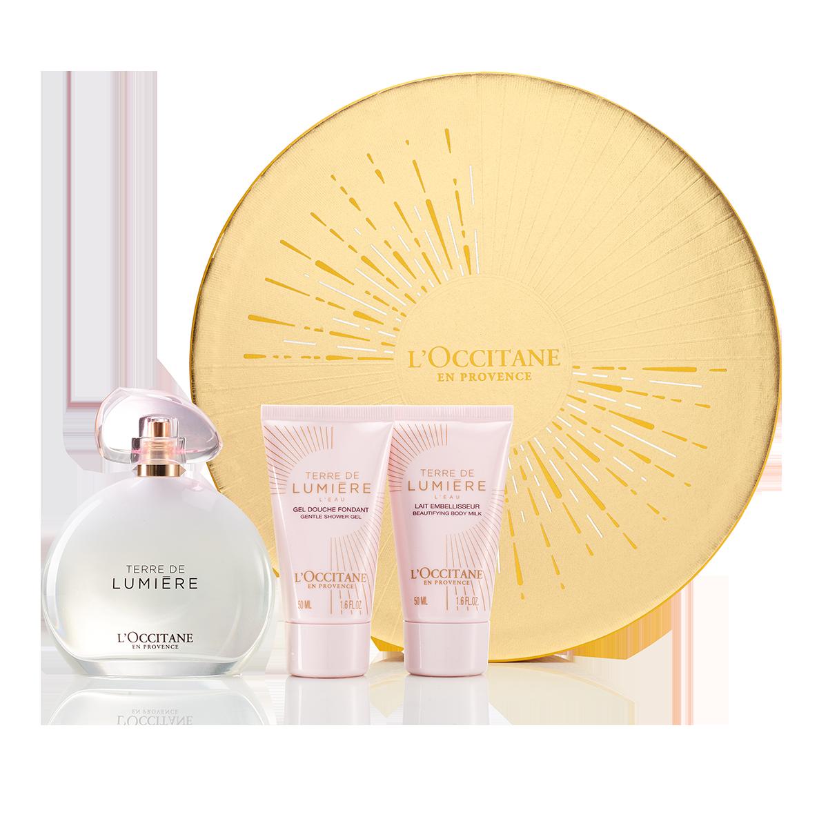 Collection Parfums Terre de Lumière L'Eau - L'Occitane