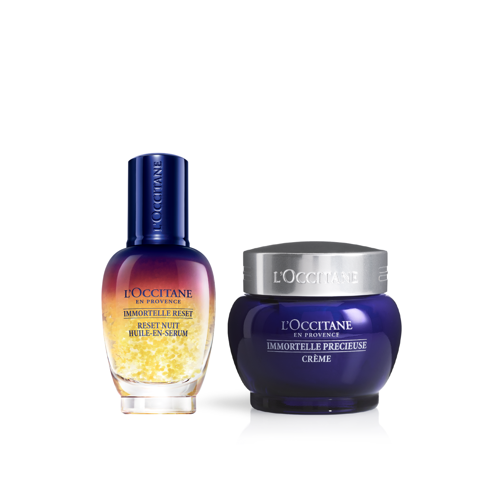 Immortelle Duo for Early Aging
