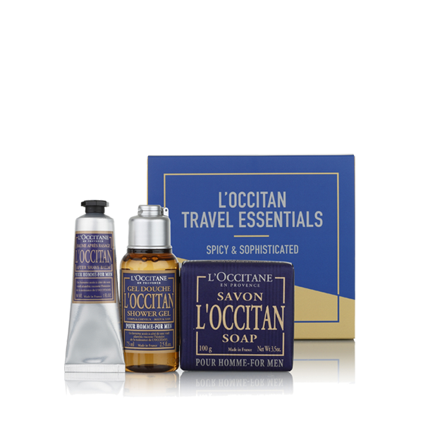 L'OCCITAN Travel Essentials