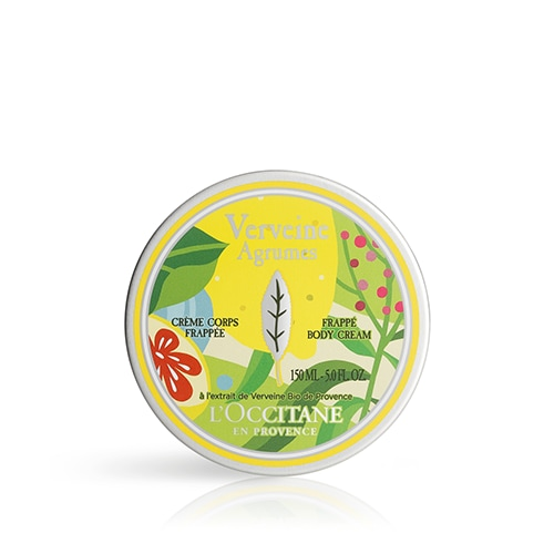Citrus Verbena frappé Body Cream