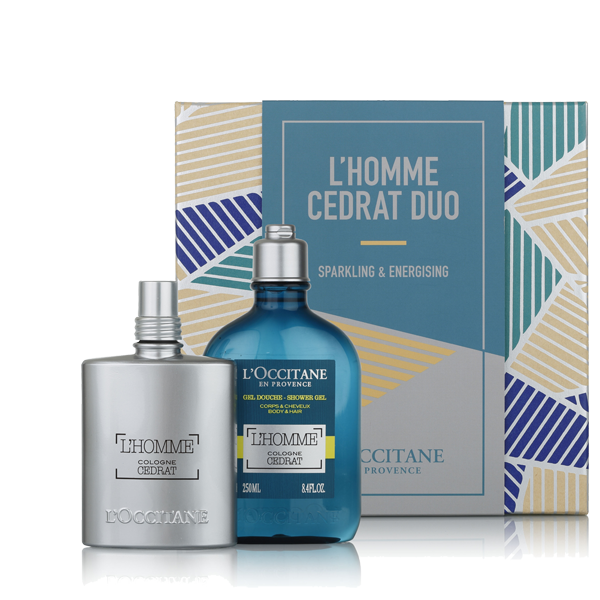 L'Homme Cedrat Fragrance Gift Set