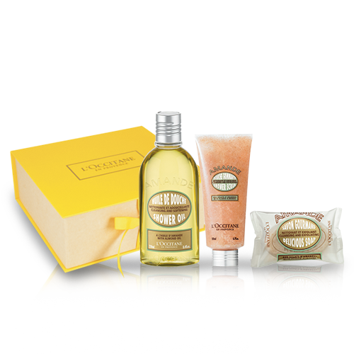 Almond Aesthetics Gift Set