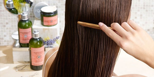 Repair hair - Aromachology repairing mask - l'Occitane