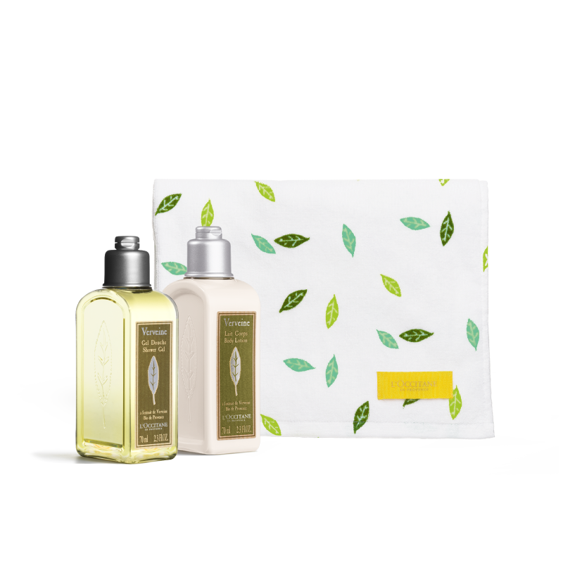 Online Exclusive! - Fresh Verbena Travel Set