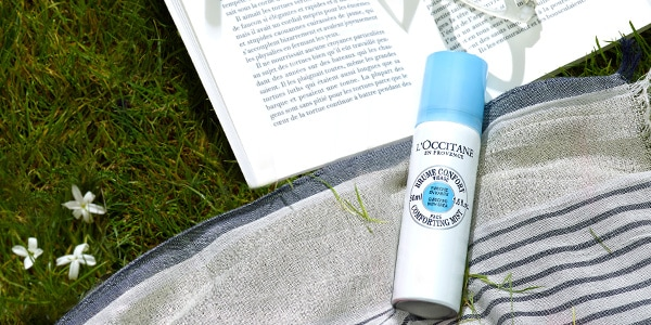 Shea Butter Face Comforting Mist - L'Occitane