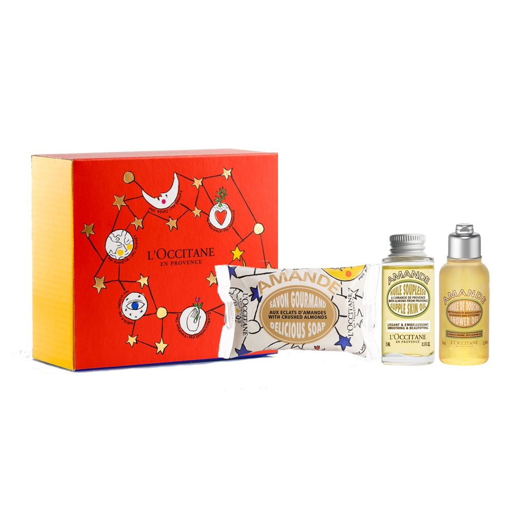 Delicate Delicious Almond Gift Set