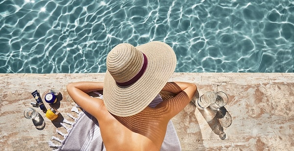 preparare la pelle per l'estate