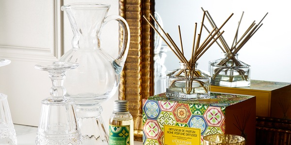 Diffuseur de fragrance – L'Occitane