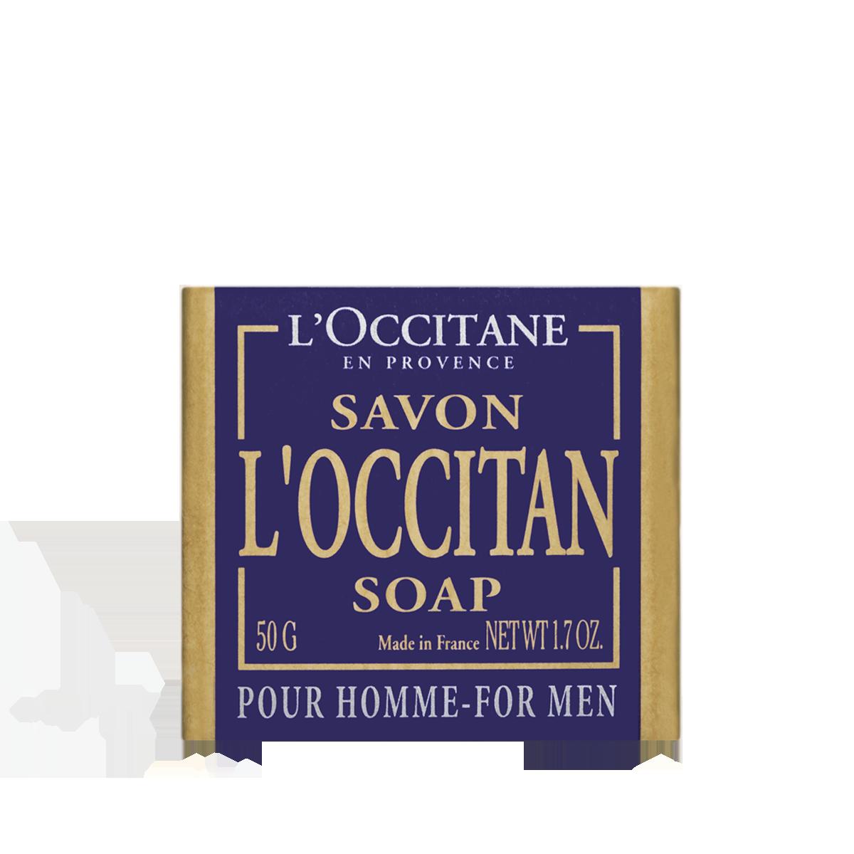 L'Occitan Bar Soap for Men