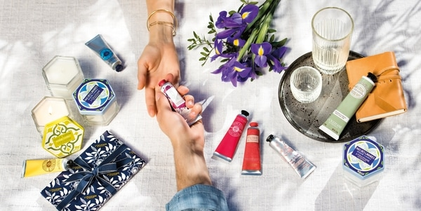 Small Gifts Exchange - L'Occitane