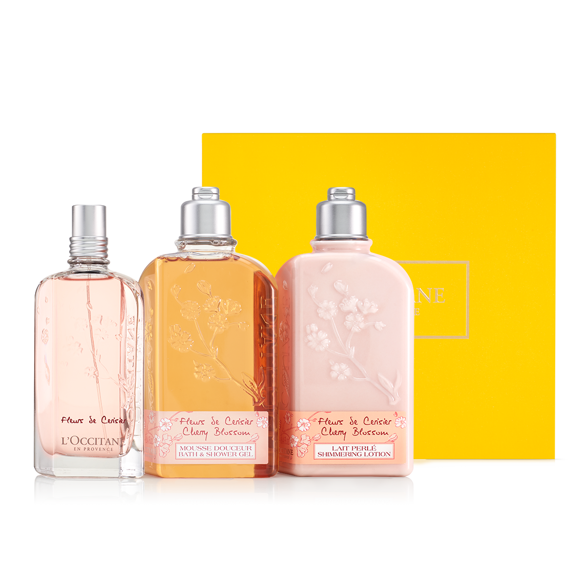 Cherry Blossom Fragrance Collection - L'Occitane