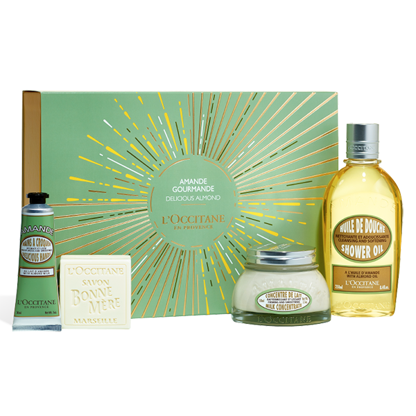 Holiday Almond Gift Set