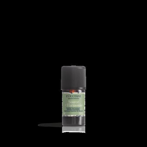 Коктейль из 100% натуральных эфирных масел Источник Гармонии