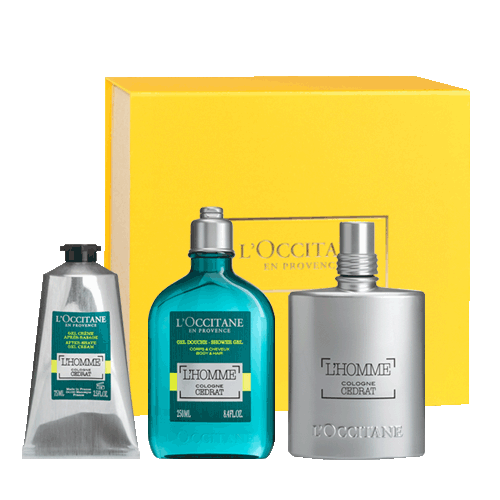 CEDRAT REFRESHING GIFT SET