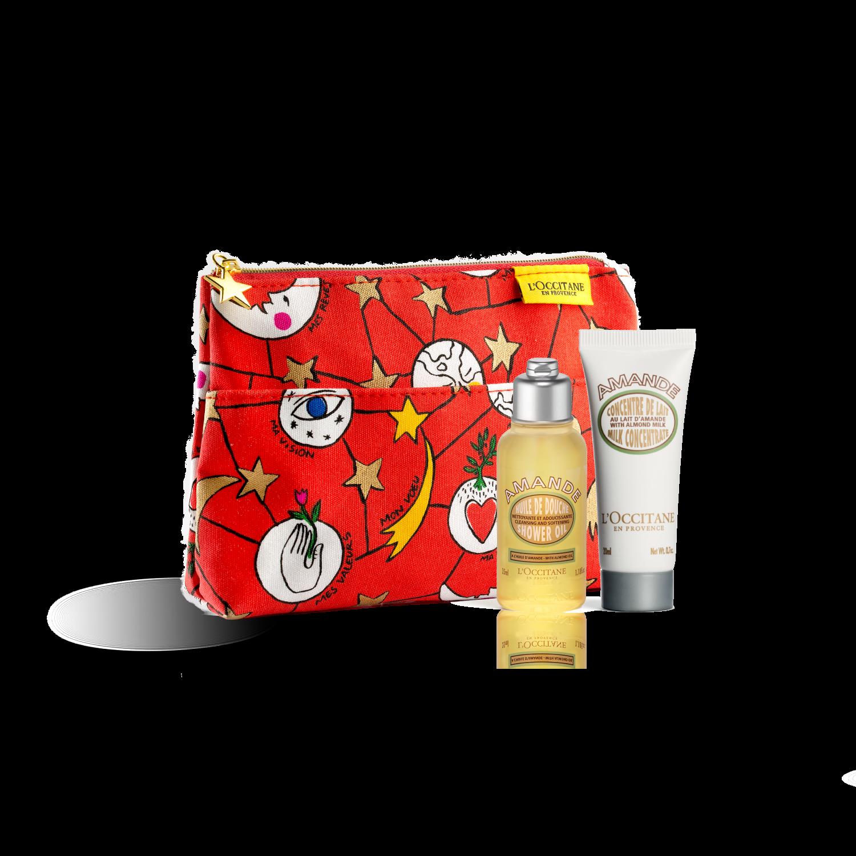 Shopping Bonus - Mini Almond Beauty Holiday Set