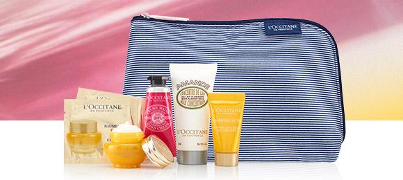 Free Luxury Beauty Gift