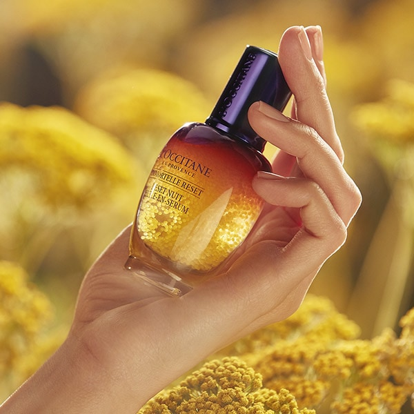 Immortelle Overnight Reset Oil-in-Serum - L'Occitane