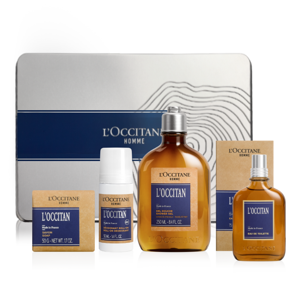 L'Occitane Authentic Complete Series - Special Set Mens