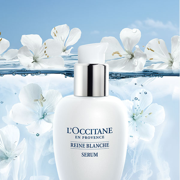 ultimate symbol of beauty and femininity - L'OCCITANE