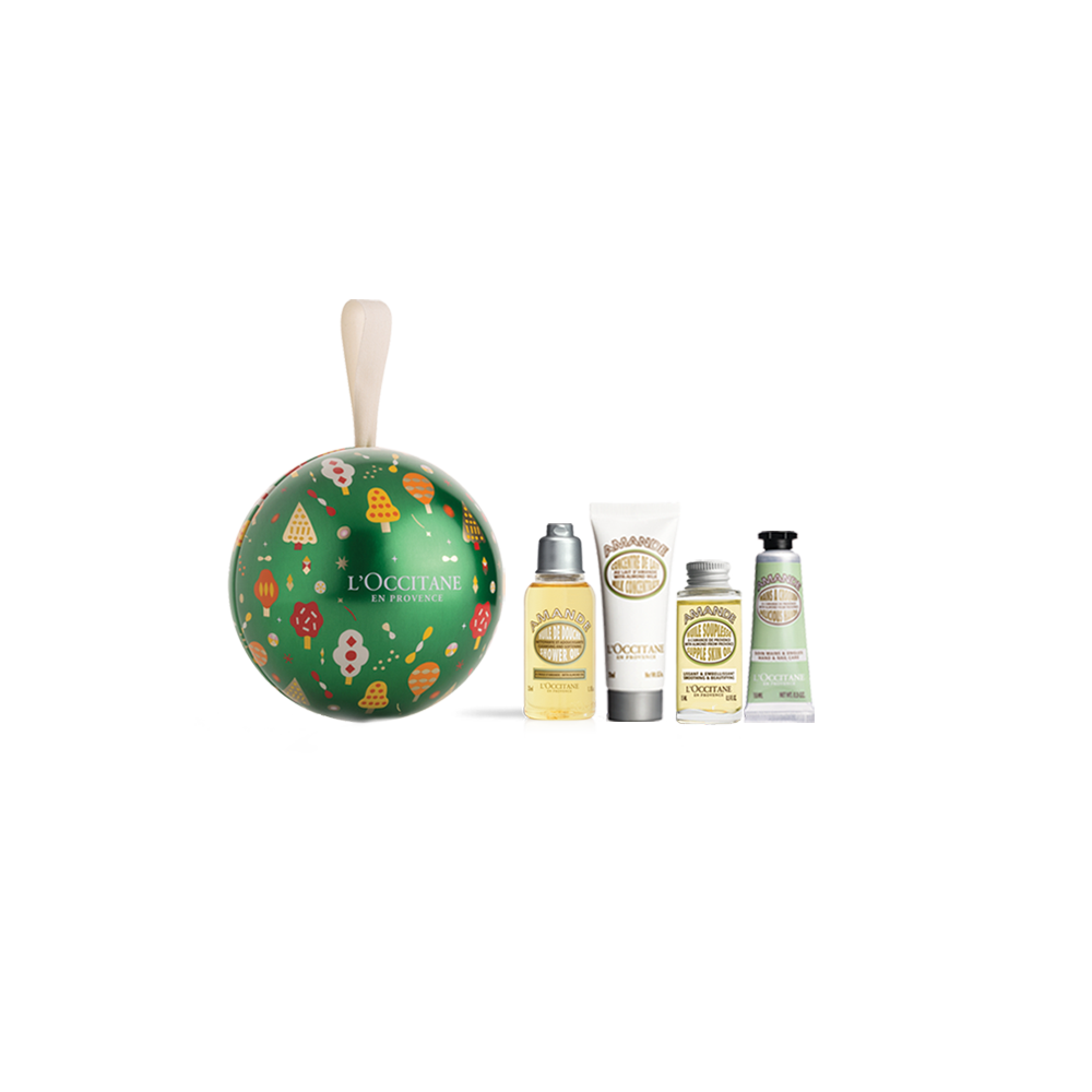 Holiday Almond Special Bauble