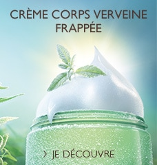 Creme corps frappée