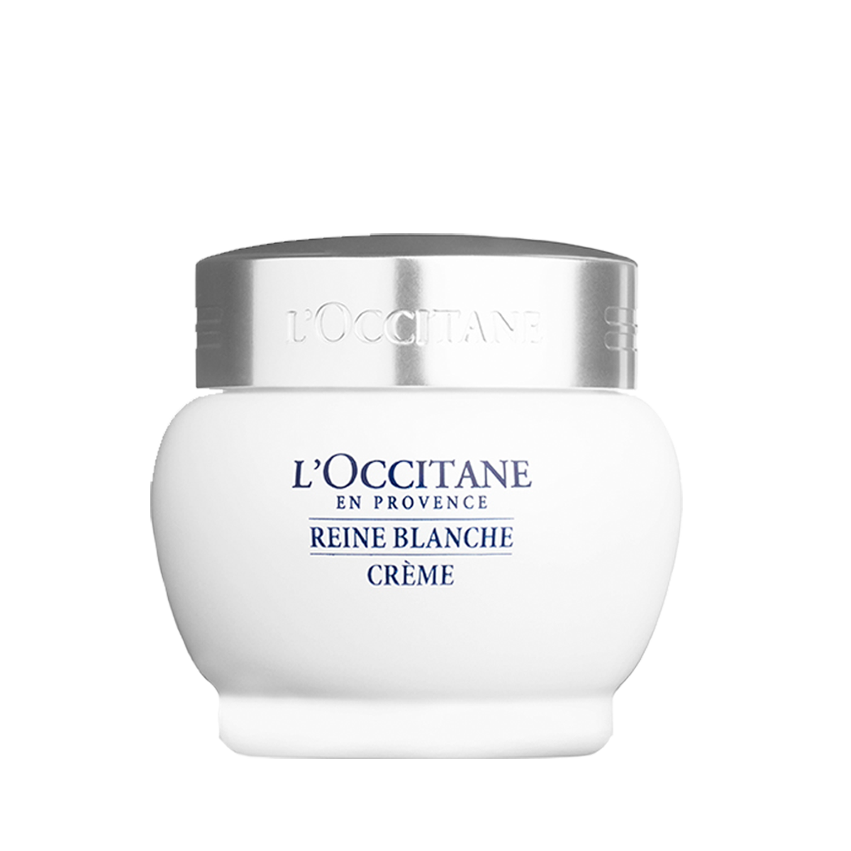 Krim muka pemutih wajah alami Reine Blanche Whitening Infusion Cream