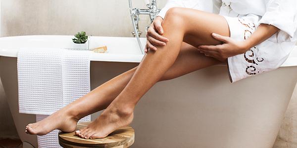 Beautiful feet - Shea butter scrub - l'Occitane
