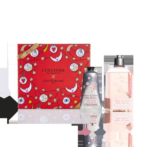 Cherry Blossom Duo