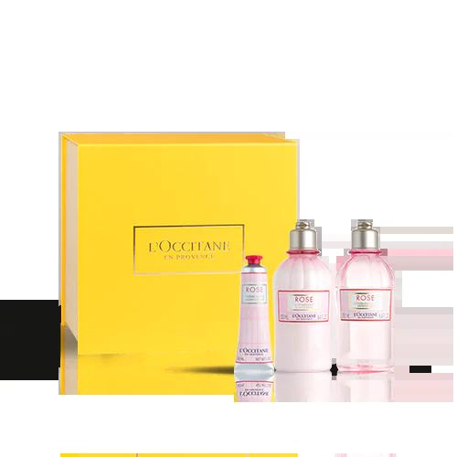 Kit de Cuerpo Rosa