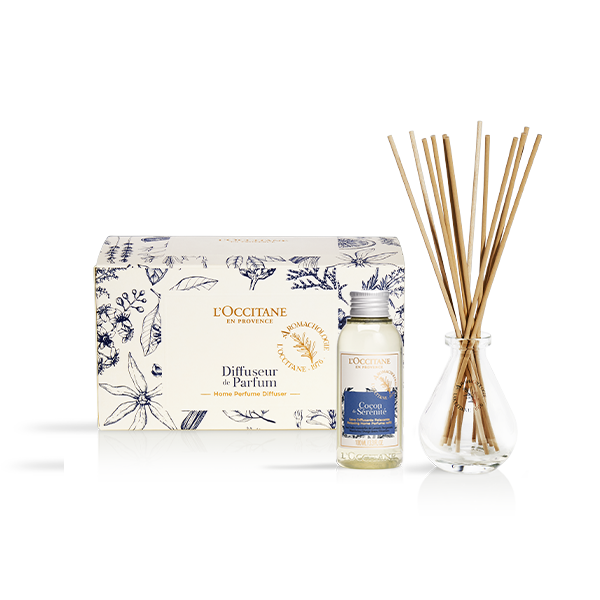 Relaxing Home Diffuser Set