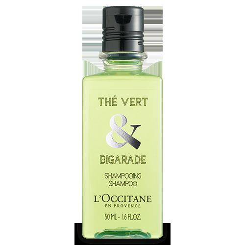 Shampooing Thé Vert & Bigarade