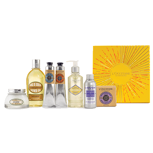 The Best of L'Occitane