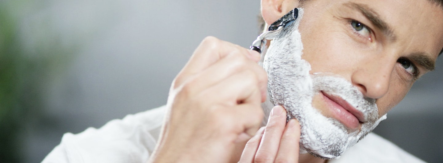 Shaving by l'Occitane