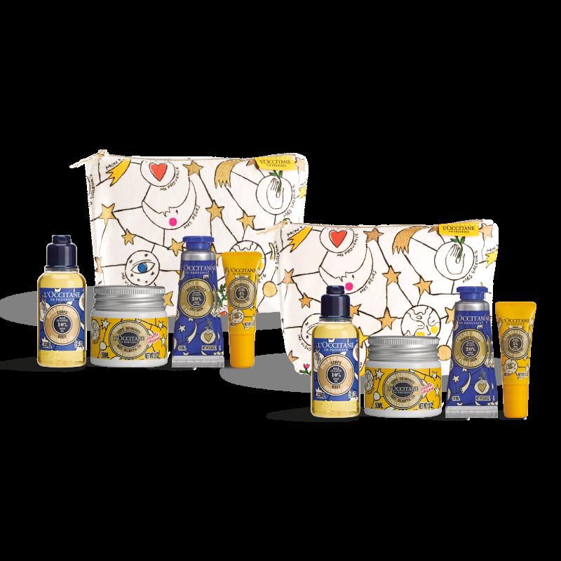 DUO Xmas Shea Butter Mini Gift Set