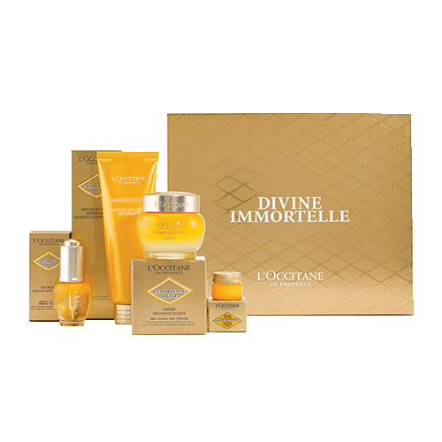Immortelle Divine Anti-Aging Collection - L'Occitane