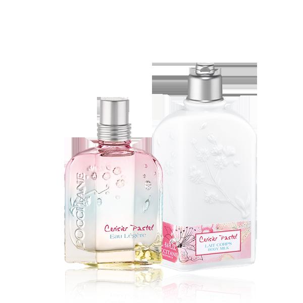 Cerisier Pastel Fragrance Layering Duo