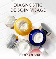 Diagnostic de soin visage