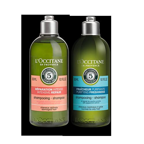 Intense Repair & Purifying Alternate Shampoo Bundle