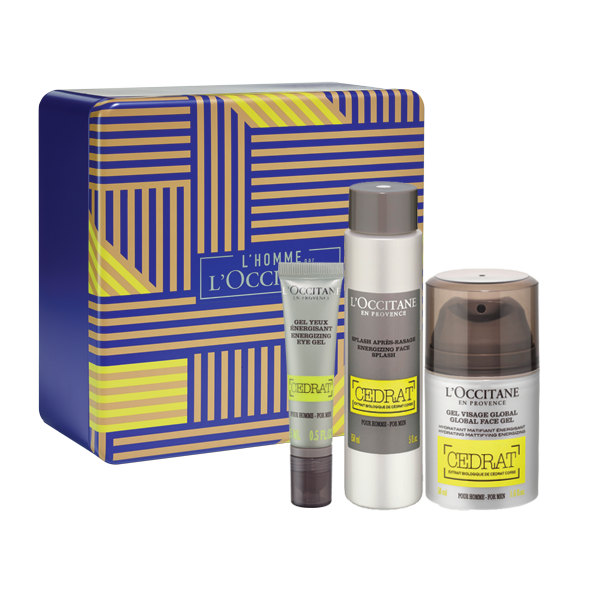 Energising Cedrat Face Care Collection