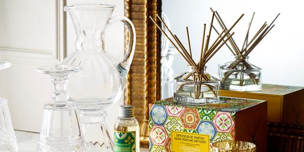 home fragrance diffuser - L'Occitane