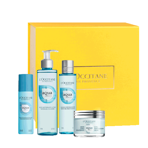 AQUA RÉOTIER HYDRATING SET