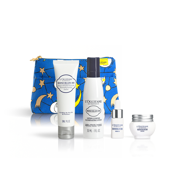 The Brightening Face Kit