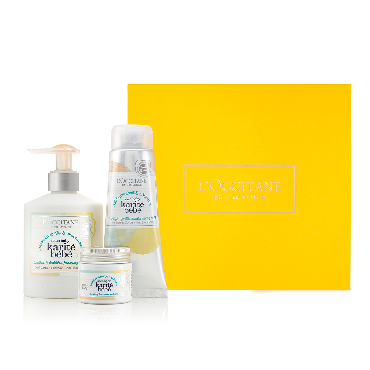 Shea Baby Essentials - L'Occitane
