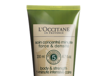 Haire care routine - Aromachology control styling prep-cream - l'Occitane