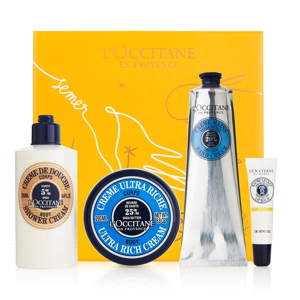 Classic Shea Butter Collection