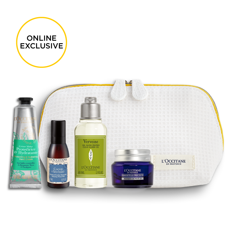Protecting and Hydrating Set