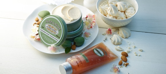 Best Seller Almond Body Care Products made with Natural Ingredients